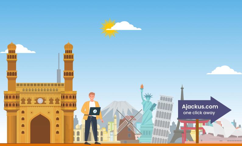 Ajackus – Best Choice for Your Development Needs