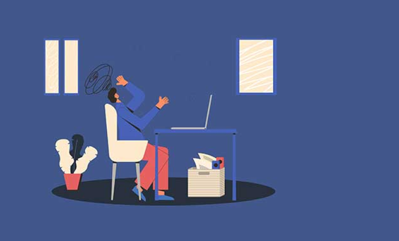 Mental Health: 5 Ways To Help Cope Remote Work Issues